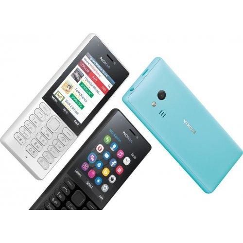Фото Мобильный телефон Nokia 216 Dual Sim (A00027788) Grey