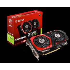 Фото Видеокарта MSI GeForce GTX 1050 Ti Gaming 4096MB (GTX 1050 TI GAMING 4G)