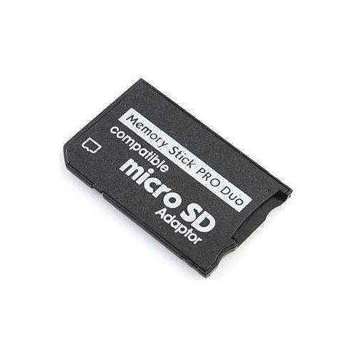 Фото Карта памяти NoName Переходник с microSD на MS Pro Duo