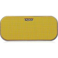 Фото Акустическая система Rapoo Bluetooth Portable NFC Speaker A500 Yellow
