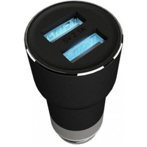 Фото Автомобильное зарядное устройство Xiaomi RoidMi 2s Music Bluetooth Car Charger Black