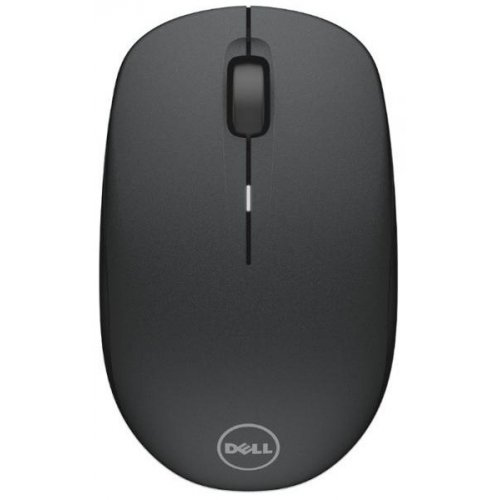 Фото Мышка Dell WM126 (570-AAMH) Black