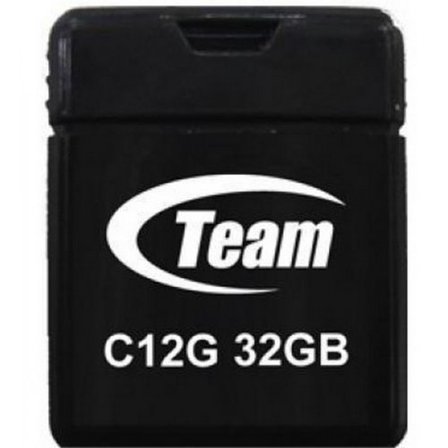 Фото Накопитель Team C12G 32GB USB 2.0 Black (TC12G32GB01)