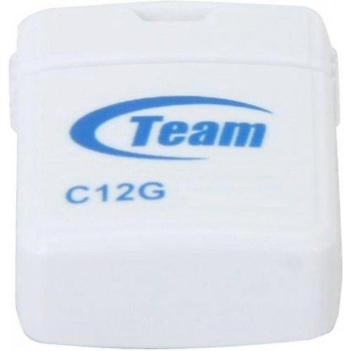 Фото Накопитель Team C12G 32GB USB 2.0 White (TC12G32GW01)