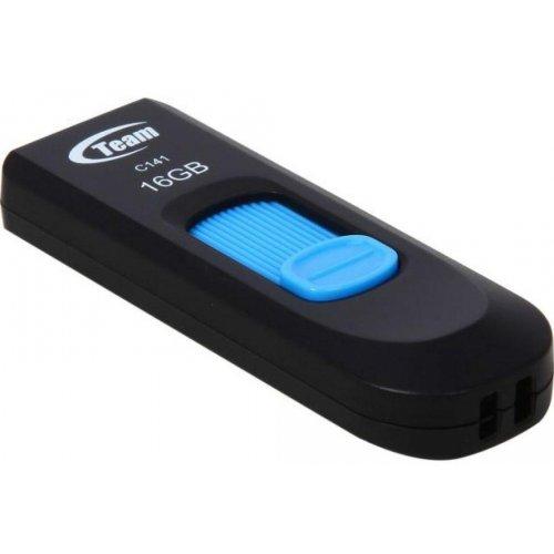 Фото Накопитель Team C141 16GB USB 2.0 Blue (TC14116GL01)