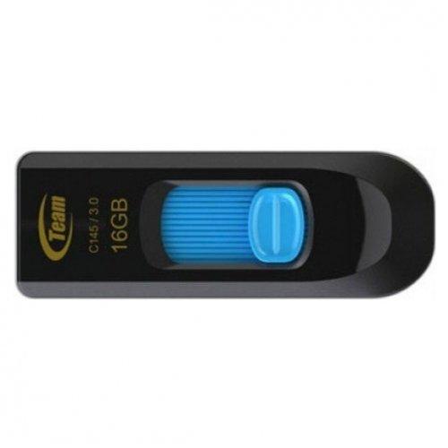 Фото Накопитель Team C145 16GB USB 3.0 Blue (TC145316GL01)
