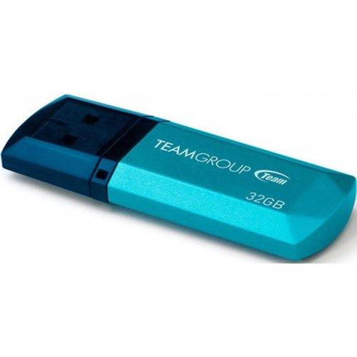 Фото Накопитель Team C153 32GB USB 2.0 Blue (TC15332GL01)