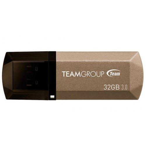 Фото Накопитель Team C155 32GB USB 3.0 Golden (TC155332GD01)
