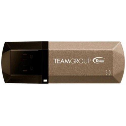 Фото Накопитель Team C155 64GB USB 3.0 Golden (TC155364GD01)