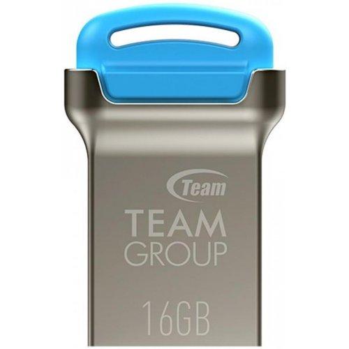 Фото Накопитель Team C161 16GB USB 2.0 Blue (TC16116GL01)