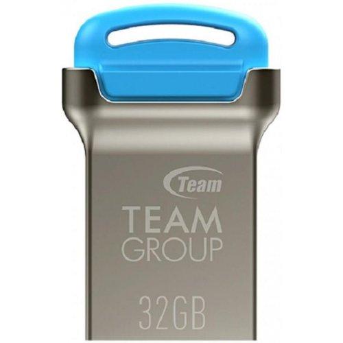 Фото Накопитель Team C161 32GB USB 2.0 Blue (TC16132GL01)