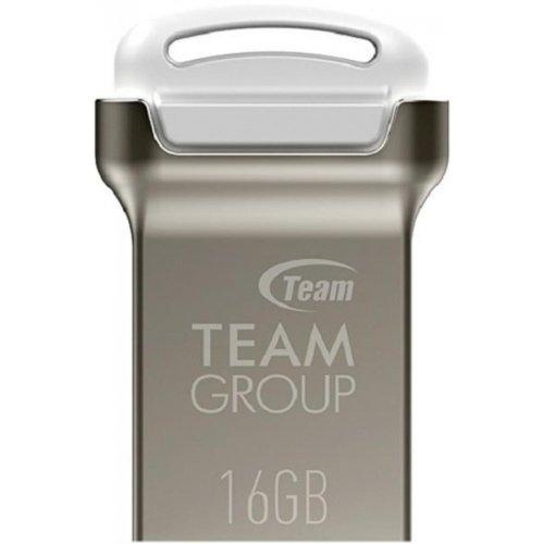 Фото Накопитель Team C161 16GB USB 2.0 White (TC16116GW01)