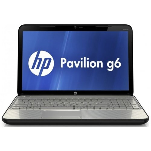Фото Ноутбук HP Pavilion g6-2274er (C6S88EA) White