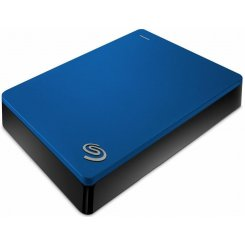 Фото Внешний HDD Seagate Backup Plus Portable 4TB (STDR4000901) Blue