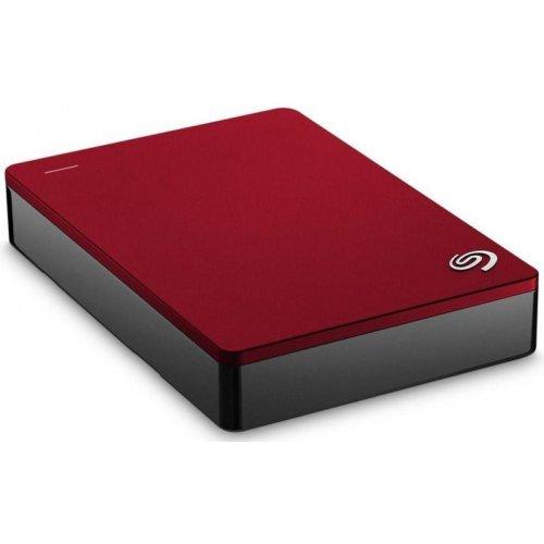Фото Внешний HDD Seagate Backup Plus Portable 4TB (STDR4000902) Red