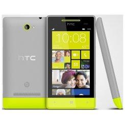 Фото Смартфон HTC Windows Phone 8S A620e Yellow Grey