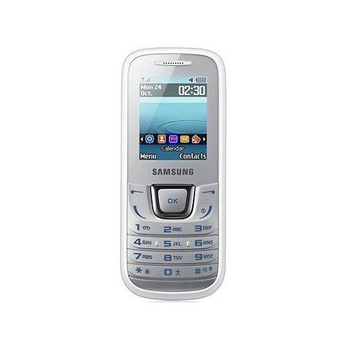 Фото Мобильный телефон Samsung E1282 Duos Ceramic White