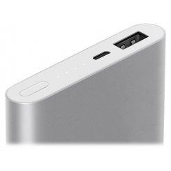 Фото Универсальный аккумулятор Xiaomi Mi Power 2 10000 mAh (VXN4182CN) Silver