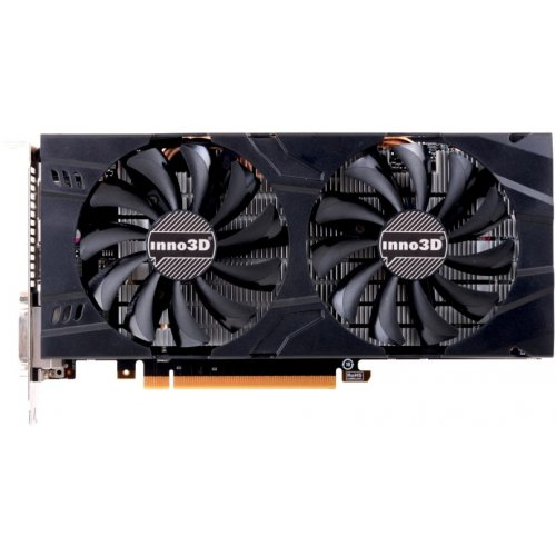Фото Видеокарта Inno3D GeForce GTX 1060 HerculeZ Twin X2 3072MB (N106F-2SDN-L5GS)