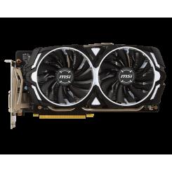 Фото Видеокарта MSI GeForce GTX 1060 Armor OC V1 6144MB (GTX 1060 ARMOR 6G OCV1)
