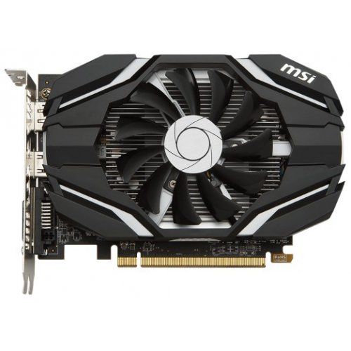 Фото Видеокарта MSI Radeon RX 460 OC 4096MB (RX 460 4G OC)