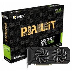 Фото Видеокарта Palit GeForce GTX 1060 Dual 6144MB (NE51060015J9-1061D)