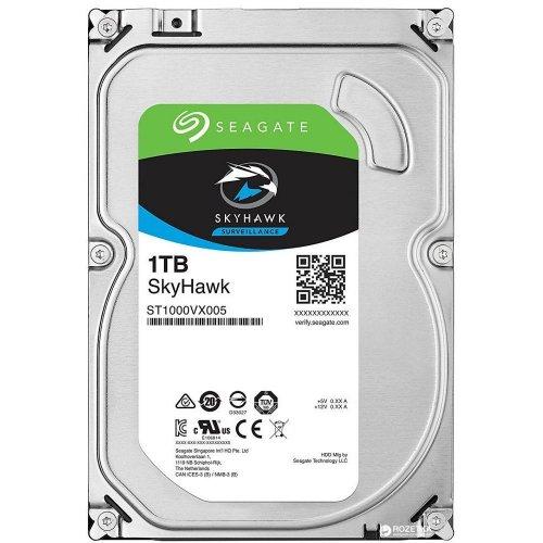 Фото Жесткий диск Seagate SkyHawk (Secure) 1TB 64MB 5900RPM 3.5'' (ST1000VX005)