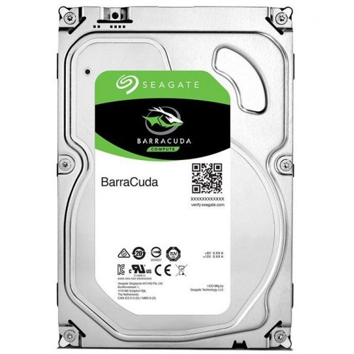 Фото Жесткий диск Seagate BarraCuda 1TB 64MB 7200RPM 3.5'' (ST1000DM010)