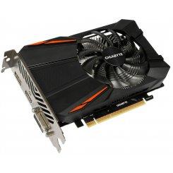 Фото Видеокарта Gigabyte GeForce GTX 1050 D5 2048MB (GV-N1050D5-2GD)