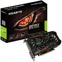 Фото Видеокарта Gigabyte GeForce GTX 1050 OC 2048MB (GV-N1050OC-2GD)