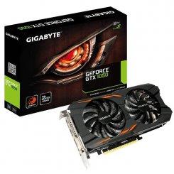 Фото Видеокарта Gigabyte GeForce GTX 1050 WindForce 2X OC 2048MB (GV-N1050WF2OC-2GD)