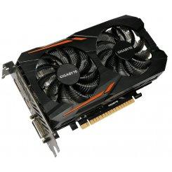 Фото Видеокарта Gigabyte GeForce GTX 1050 Ti OC 4096MB (GV-N105TOC-4GD)