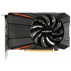 Фото Видеокарта Gigabyte GeForce GTX 1050 Ti D5 4096MB (GV-N105TD5-4GD)