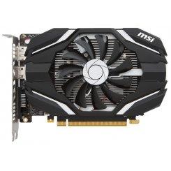 Фото Видеокарта MSI GeForce GTX 1050 Ti 4096MB (GTX 1050 TI 4G)