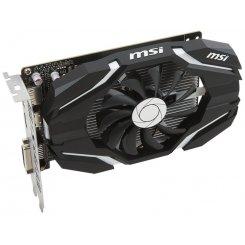 Фото Видеокарта MSI GeForce GTX 1050 Ti OC 4096MB (GTX 1050 TI 4G OC)