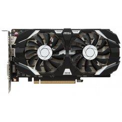 Фото Видеокарта MSI GeForce GTX 1050 Dual Fan OC 2048MB (GTX 1050 2GT OC)