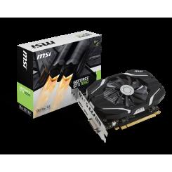 Фото Видеокарта MSI GeForce GTX 1050 OC 2048MB (GTX 1050 2G OC)