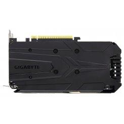 Фото Видеокарта Gigabyte GeForce GTX 1050 WindForce 2X 2048MB (GV-N1050WF2OC-2GD)