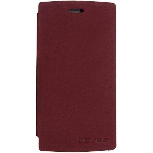 Фото Чехол Чехол Flip Case Ocolor для DOOGEE X5 Max/X5 Max Pro Dark Red