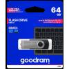 Фото Накопитель GoodRAM Twister 64GB USB 3.0 Black (UTS3-0640K0R11)