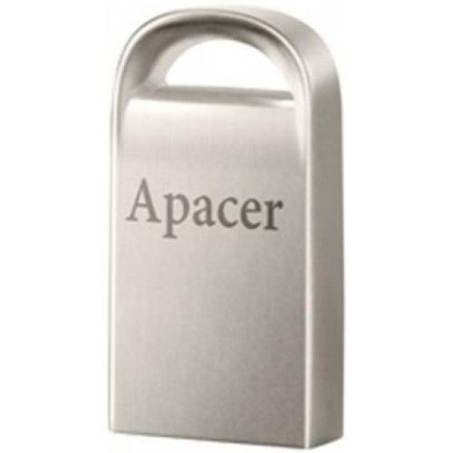 Фото Накопитель Apacer AH115 32GB USB 2.0 Silver (AP32GAH115S-1)