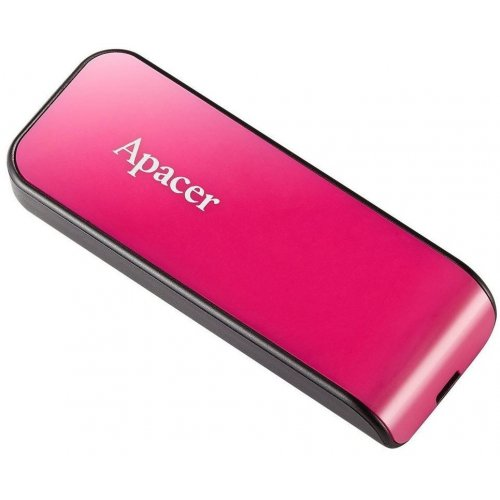 Фото Накопитель Apacer AH334 64GB USB 2.0 Pink (AP64GAH334P-1)