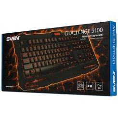 Фото Клавиатура SVEN Challenge 9100 USB Black