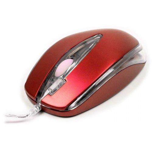 Фото Мышка A4Tech N-3F-2 USB Red