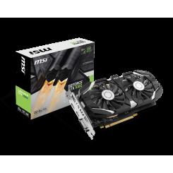 Фото Видеокарта MSI GeForce GTX 1060 Dual Fan OC 6144MB (GTX 1060 6GT OCV1)