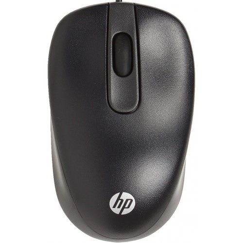 Фото Мышка HP USB Travel (G1K28AA) Black