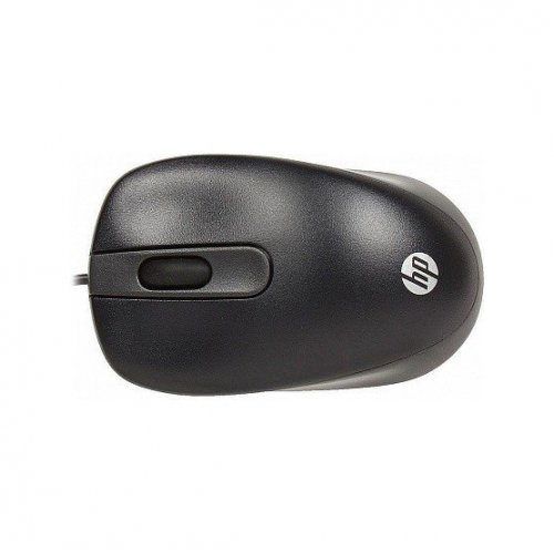 Фото Мышка HP USB Travel (G1K28AA) Black