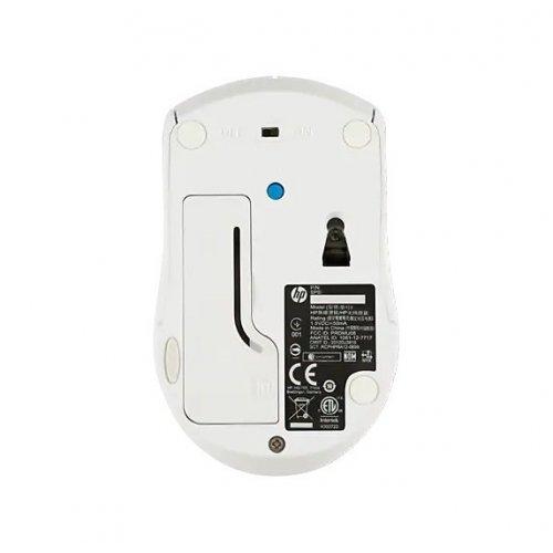 Фото Мышка HP Wireless X3000 (N4G64AA) Blizzard White
