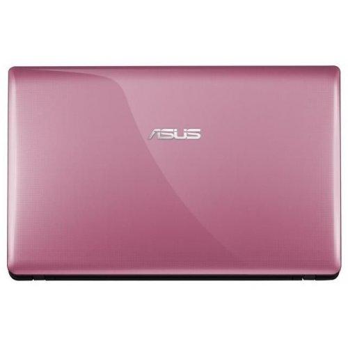 Фото Ноутбук Asus K55VD-SX137H Seduction Pink