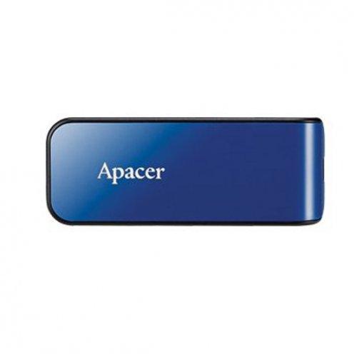 Фото Накопитель Apacer AH334 16GB USB 2.0 Blue (AP16GAH334U-1)